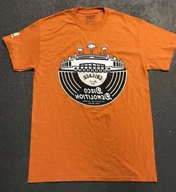 Chicago White Sox Disco Demolition Shirt 6/13/19 Size Medium